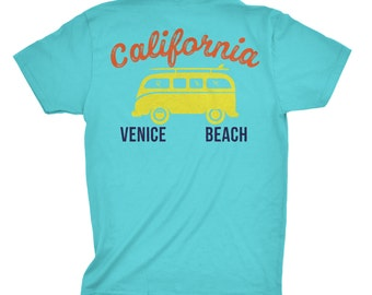 California Venice Beach Tee