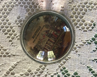 monticello paperweight