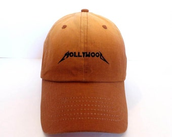 NEW* Hollywood | Orange Ombre Dad Hat