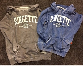 Softest Ringette Hoodie you will ever own!