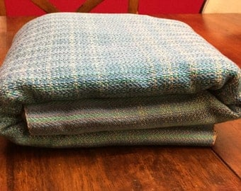 Portage scarf woven by hand HeartbeatWeaving Handwoven baby wrap