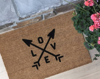 Coir Door Mats - Cool Doormats - Doorstep Mats - Summer Doormats - Door Mats Designs
