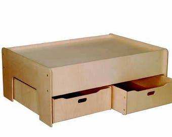 Little Colorado Play Table Drawers (Set of 2)