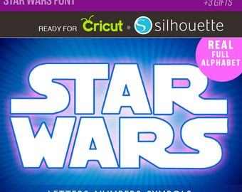 """Shop """"star wars font"""" in Clothing"""