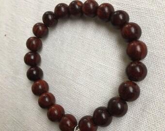 Bracelet red Sandlewood