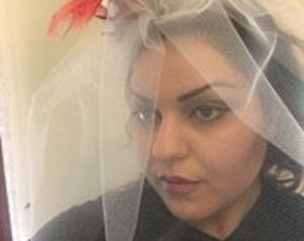 Gypsy Rose - Fascinator