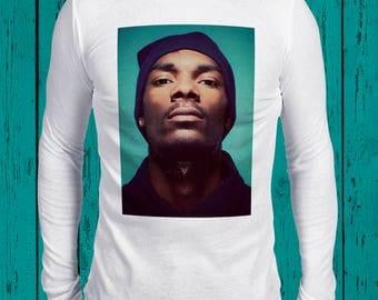 Snoop Dogg 90's rap hiphop music long sleeve T-Shirt