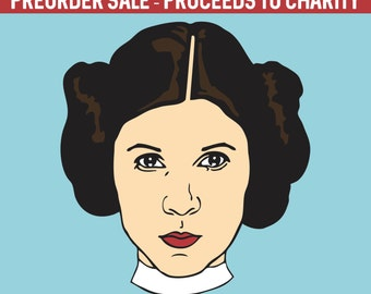 "Shop ""carrie fisher"" in Accessories"