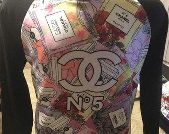 FLASH Sale! Chanel fashion sweatshirt