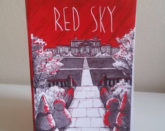 Red Sky : mini zine