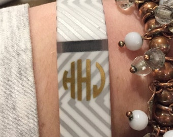 FitBit Flex Band Monograms