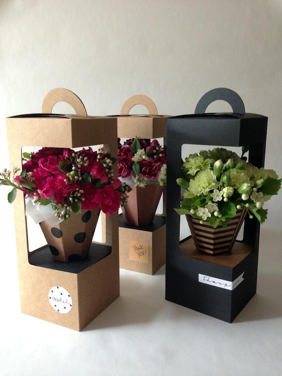 flower cone box 100ea set. Black Bedroom Furniture Sets. Home Design Ideas