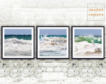 Ocean Waves Print Set 11x14s saved for Laurie