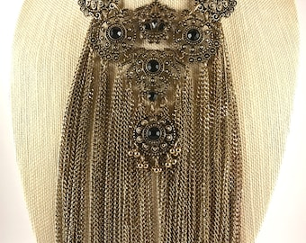 Bohemian collection statement necklace