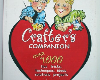 Crafter's Companion over 1000 Tips, Tricks & techniques