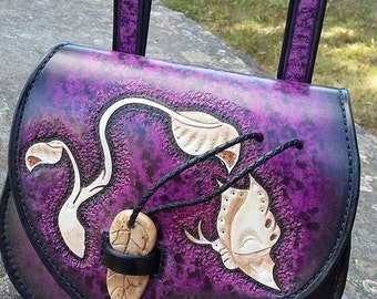 "Purse/bag ""Butterfly"""