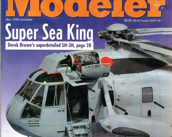 FineScale Modeler Magazine The essential tool for model May 1998