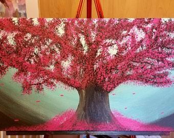 Hand painted original canvas