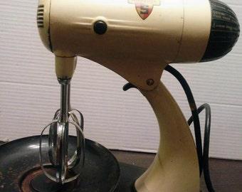 Vintage Standing Sunbeam Mixer