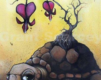 Bleeding Hearts Turtle