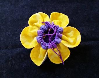 jewlery flower bag