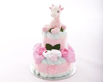 NAPPY CAKE 2 TIER