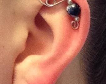 Non-pierced ear jewellery - short style