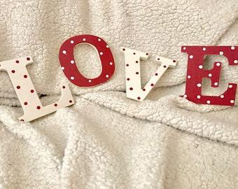 Custom Alphabet Letters