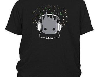 KIDS I Am Groot shirt| Guardian of the galaxy shirt| Groot shirt| baby groot shirt| baby groot t-shirt