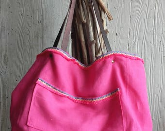 Discount linen bag