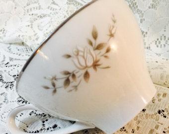 Vintage Teacup - Noritake China In Marietta - Pattern 6653