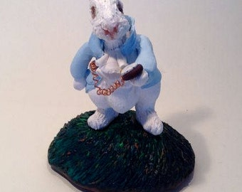 The White Rabbit - Alice in Wonderland