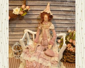 Boho Dolls Rosa-Mari