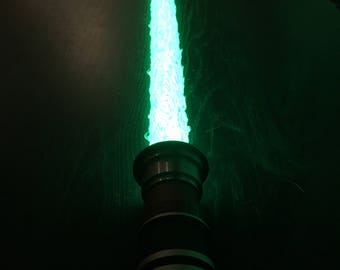 Custom Star Wars Flame Blade Cover for the Luke Skywalker Force FX Black Series Lightsaber (Green), Ready to Ship FREE!