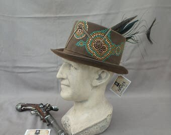 Steampunk hat - chapeau