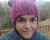 Knit Pussy Hat