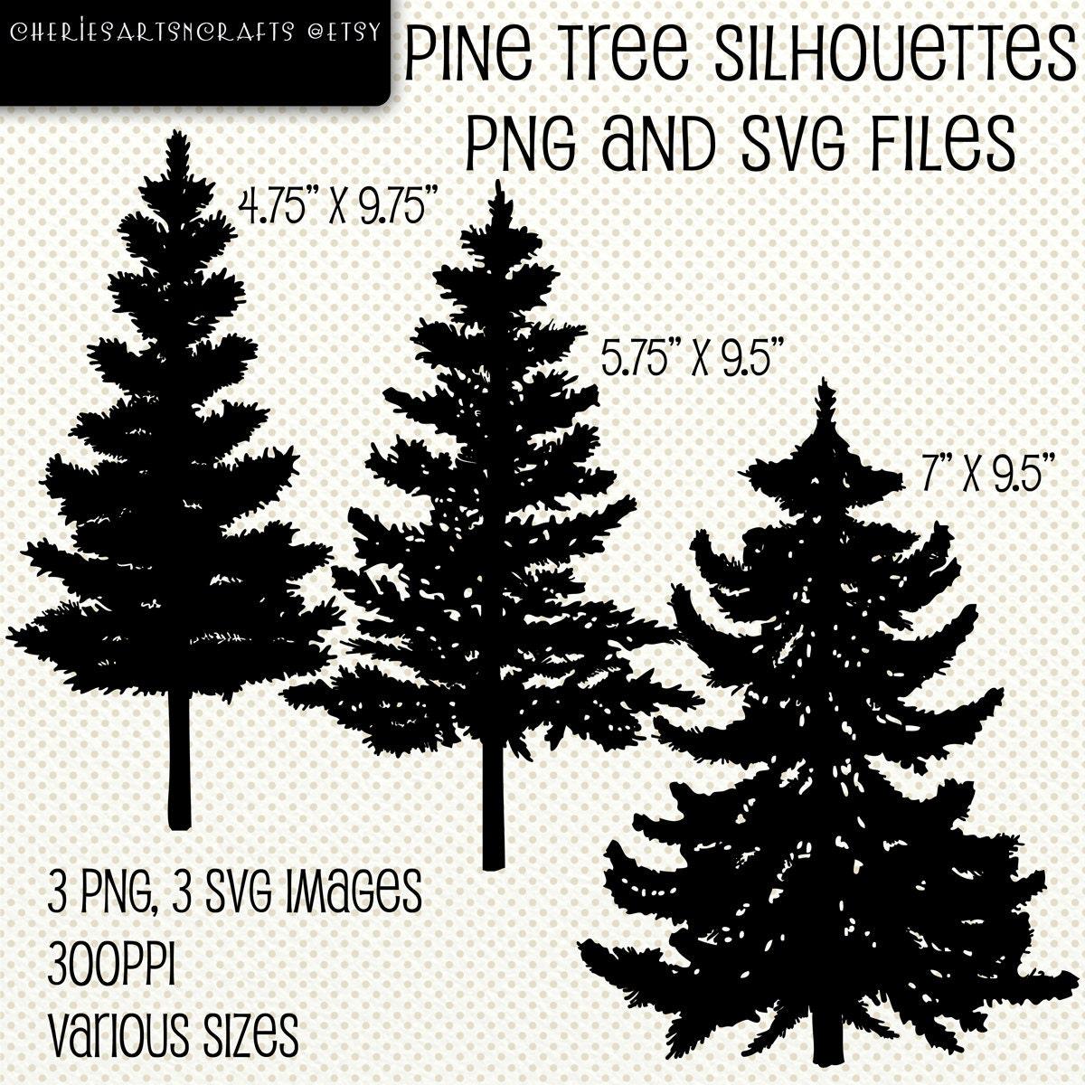 tree svg files s