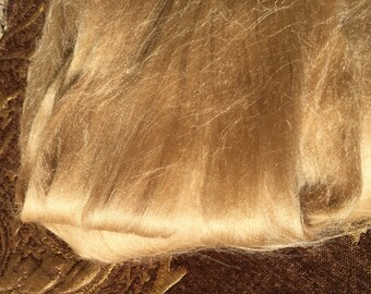 Tussah Silk, 100 grams, highest quality Tussah on the market!