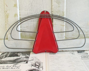 Vintage Handy Metal Wire Hanging Drying Rack