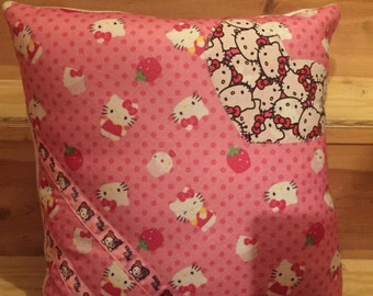 Hello Kitty Decorative Pillow