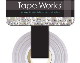 Cats Tape Works • Cat Decorative Tape (SC00046)
