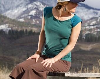Hemp Satya Shirt - organic eco-friendly clothing