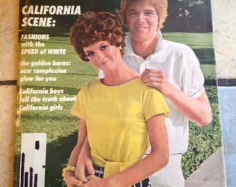May 1968 Ingenue for Sophisticated Teens Magazine