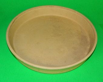 Stoneware Cake Pan Etsy