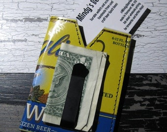 Yuengling Money Clip Wallet