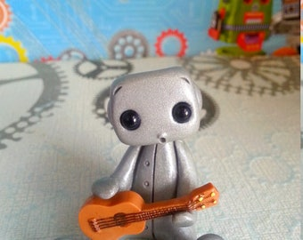 Singing Me a Song Robot