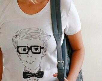 YSL Yves Saint Laurent T-Shirt (**On Sale)