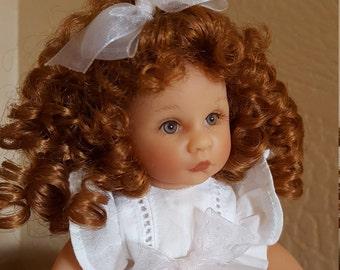 Lee Middleton Happy Birthday Teddy Doll in Original Box - Oak Hill Vintage