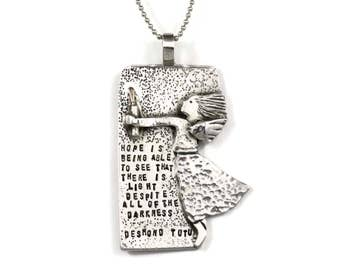 Inspiration Jewelry Gift For Mom, Sterling Angel Jewelry, Meaningful Jewelry For Women, Robin Wade Jewelry, Angel Indi Shares Her Light,2430