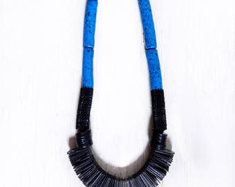Blueberry Necklace